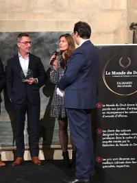 Deux Trophées au Palmarès du Monde du Droit en 2019, en Assurances et Cosntruction.